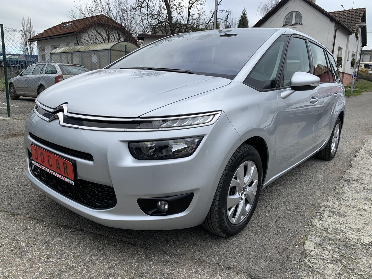 Citroën Grand C4 Picasso 1.6 HDi 7 MÍST NAVI PAL PC TOP