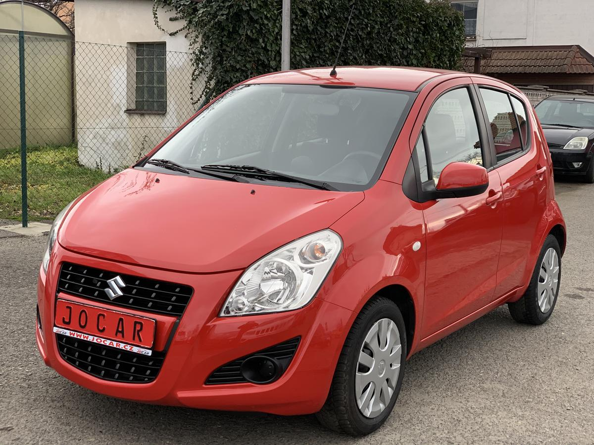 Suzuki Splash 1.0 i KLIMA PAL PC ABS TOP