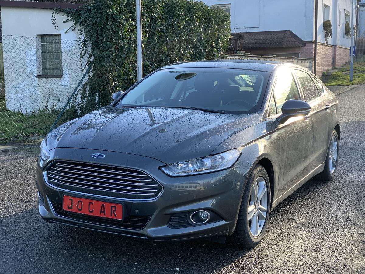 Ford Mondeo 2.0 TDCi BUSINESS KOUP V ČR