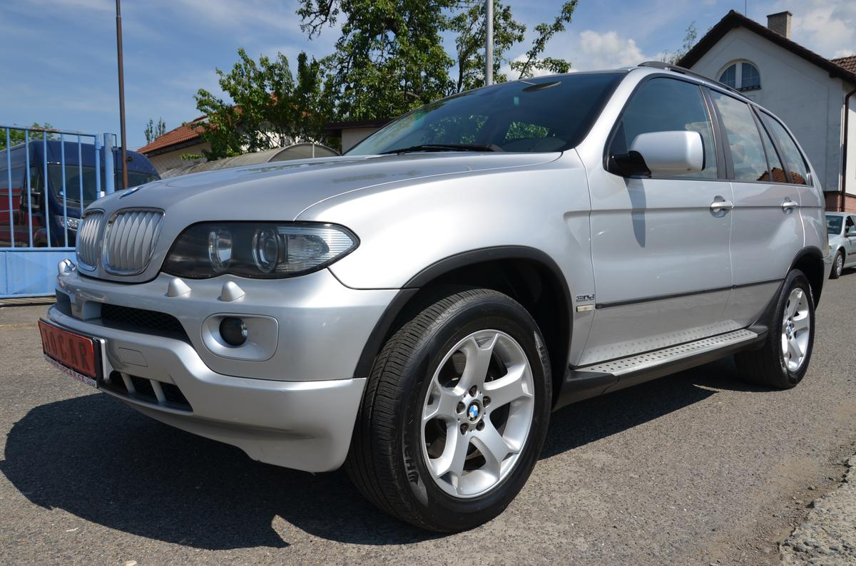 BMW X5 3,0D 160kw XENON PAL PC KLIMA