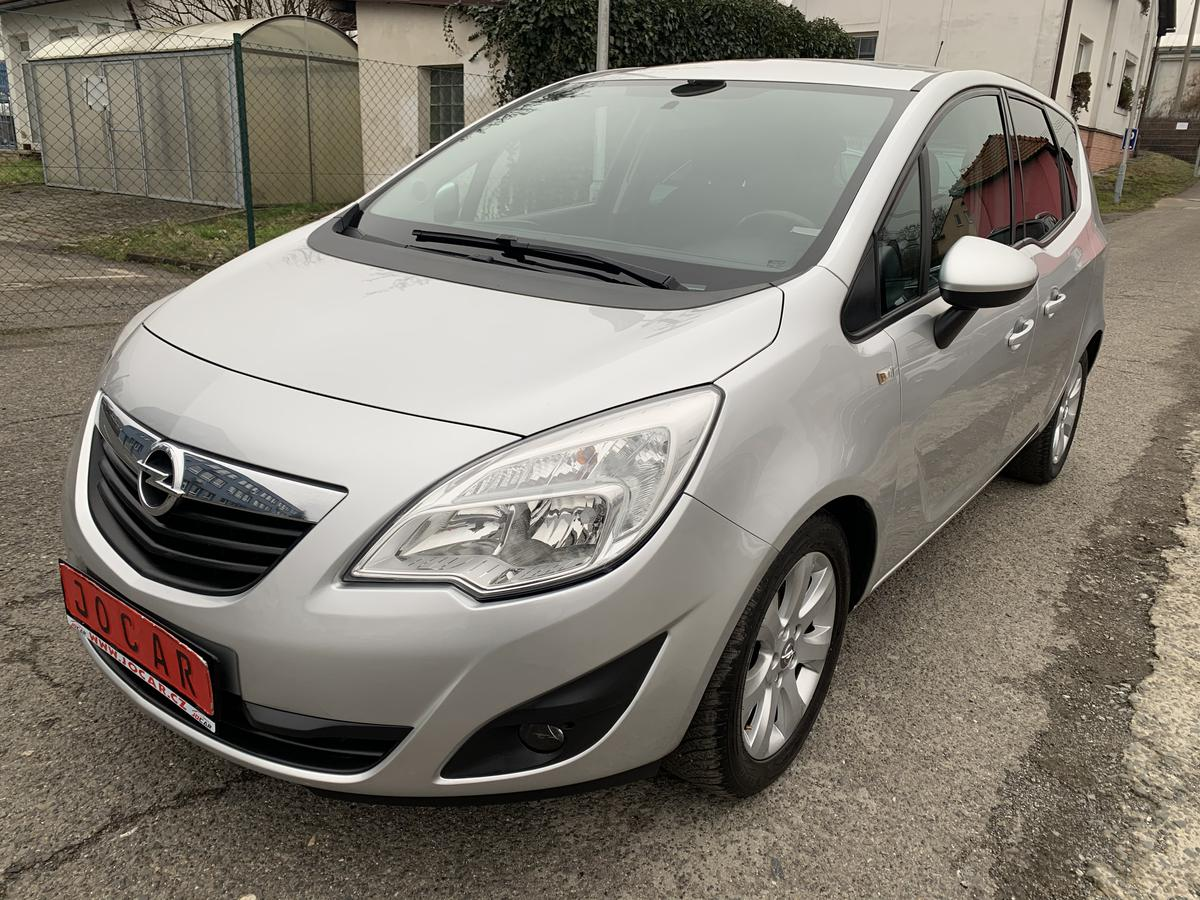 Opel Meriva 1.4i TURBO KLIMA PAL PC ALU