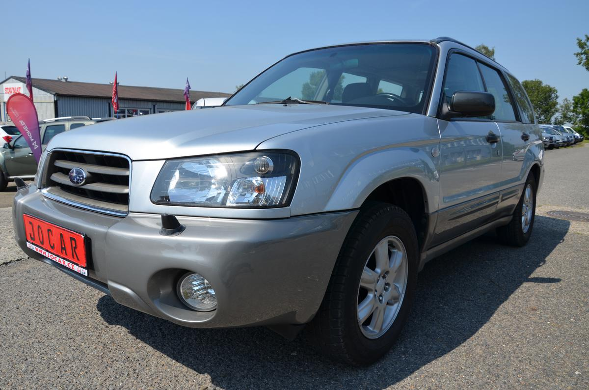 Subaru Forester 2,0 16v AUTOMAT PANORAMA TOP